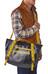 Patagonia Black Hole Messenger Shoulder Bag 24 L Carbon